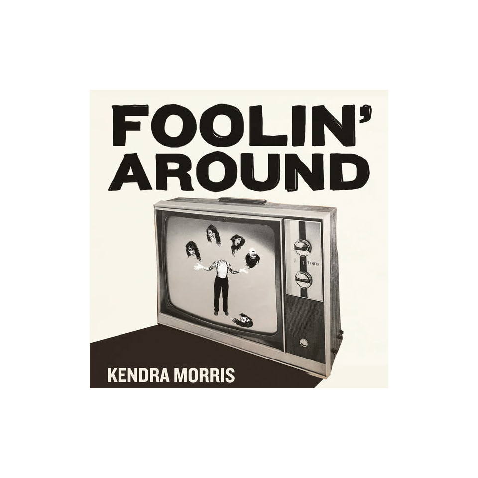 "Kendra Morris - Foolin' Around - Vinyl, 7"", 45 RPM, Limited Edition"
