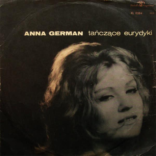 Polskie Nagrania Muza Anna German - Tańczące Eurydyki - Vinyl, LP - 357250365