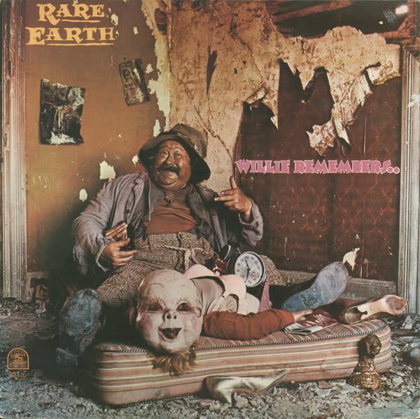Rare Earth - Willie Remembers - Vinyl, LP, Album - 384174499