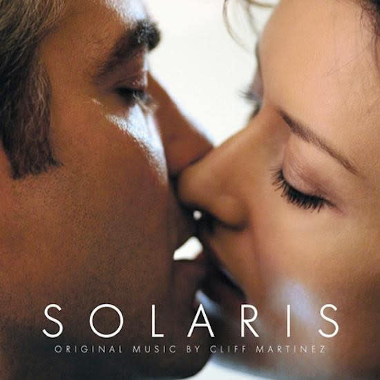 Cliff Martinez - Solaris : Original Motion Picture Score - Vinyl, LP, Album, Limited Edition, Reissue, Clear With White Splatter - 298032336