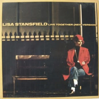 """Lisa Stansfield - Live Together (New Version) - Vinyl, 12"""", 45 RPM - 299157059"""
