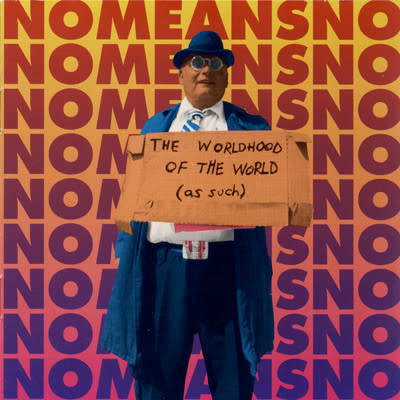 Nomeansno - The Worldhood Of The World (As Such) - Vinyl, LP, Yellow with Purple Splatter - 299631527