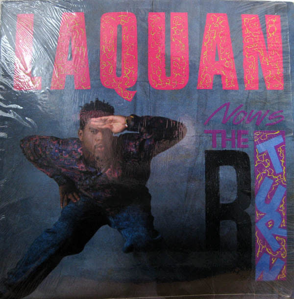 "Laquan - Now's The B-Turn - Vinyl, 12"", Single, 33 ⅓ RPM - 412786715"
