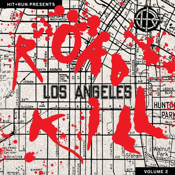 Various - Road Kill Volume 2 - Vinyl, LP, Compilation, Limited Edition, Reissue, Black & Bone - 321602771