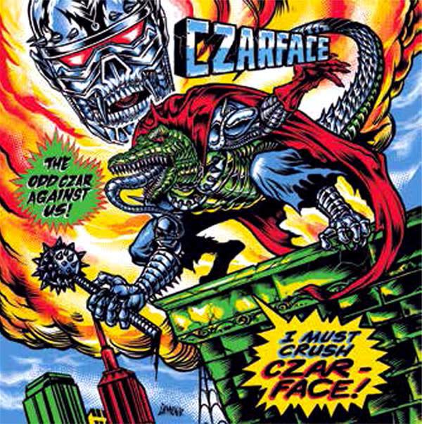 Czarface - The Odd Czar Against Us! - Vinyl, LP, Album, Limited Edition, Green - 417847708