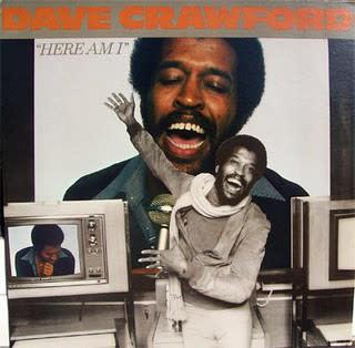Dave Crawford - Here Am I - Vinyl, LP, Album - 360743735