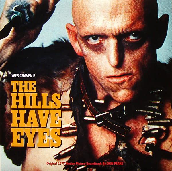 Don Peake - The Hills Have Eyes (Original 1977 Motion Picture Soundtrack) - Vinyl, LP, Album - 396982138