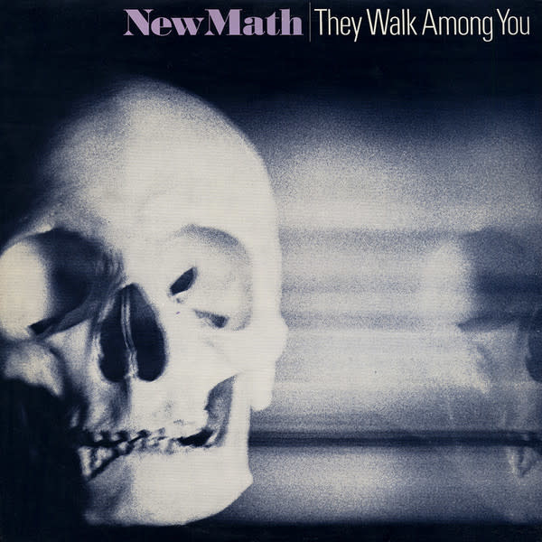 """New Math - They Walk Among You - Vinyl, 12"""", 33 ⅓ RPM, EP - 406754548"""