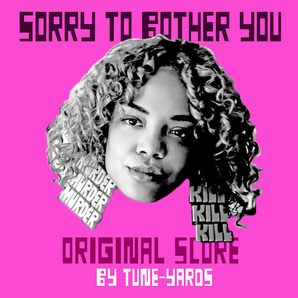 4AD Tune-Yards - Sorry To Bother You - Vinyl, LP, Album, Limited Edition - 418858036