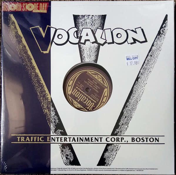 "Robert Johnson - Terraplane Blues / Kind Hearted Woman Blues - Vinyl, 10"", 78 RPM, Limited Edition - 368933565"