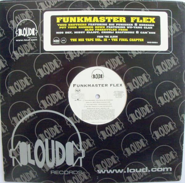 "Funkmaster Flex - The Mix Tape Vol. III Sampler - Vinyl, 12"", Promo, Sampler - 353022420"
