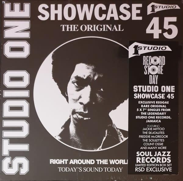 "Various - Studio One Showcase 45 - 5xVinyl, 7"", 45 RPM - 367818348"