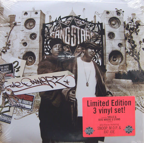 Gang Starr - The Ownerz - 2xVinyl, LP - 396161403