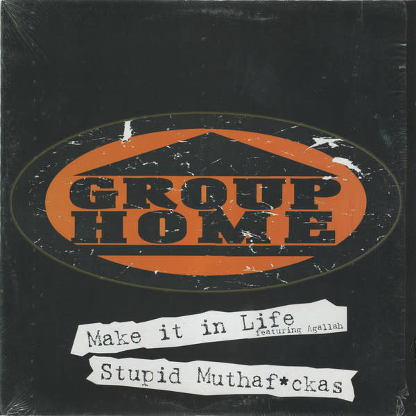 """Group Home - Make It In Life / Stupid Muthaf*ckas - Vinyl, 12"""", 33 ⅓ RPM - 392943025"""