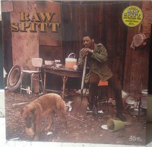 Raw Spitt - Raw Spitt - Vinyl, LP, Album, Reissue - 375796842