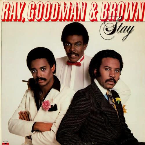 Ray, Goodman & Brown - Stay - Vinyl, LP, Album - 347077680