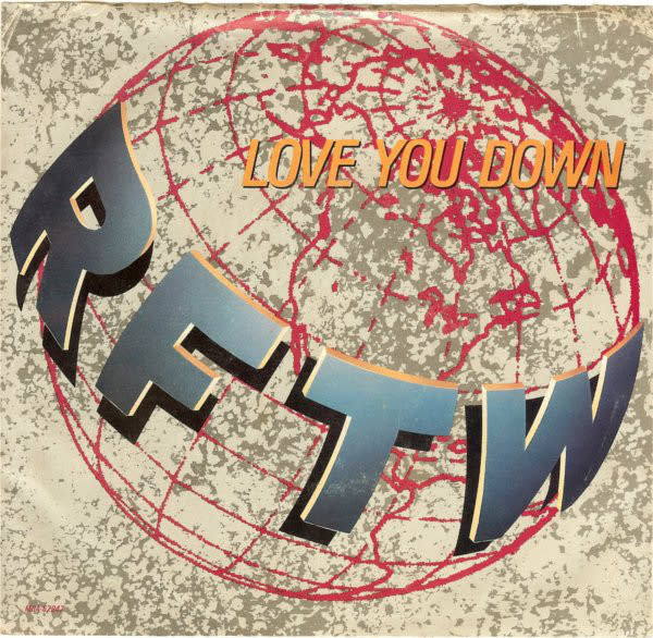 "Ready For The World - Love You Down - Vinyl, 7"", 45 RPM, Gloversville Pressing - 346931224"