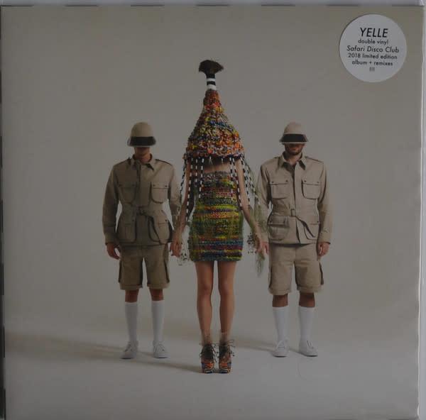 Yelle - Safari Disco Club - Vinyl, LP, Album, Reissue, Green - 382754876