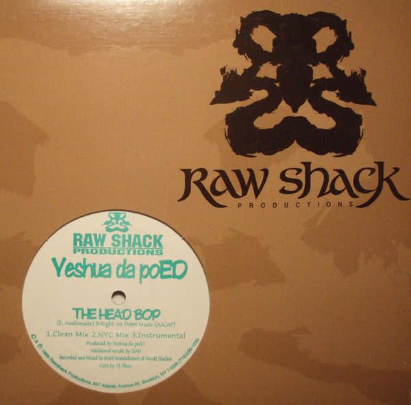 "Yeshua daPoED - Directions / The Head Bop - Vinyl, 12"", Promo - 359487446"