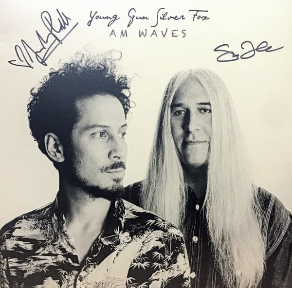 Young Gun Silver Fox - AM Waves - Vinyl, LP, Album - 304563945