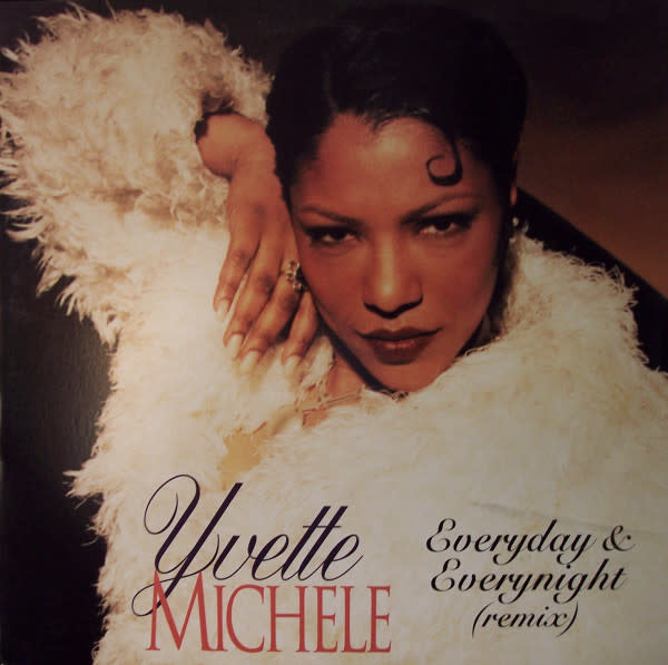 "Yvette Michele - Everyday & Everynight (Remix) - Vinyl, 12"", 33 ⅓ RPM - 361398014"