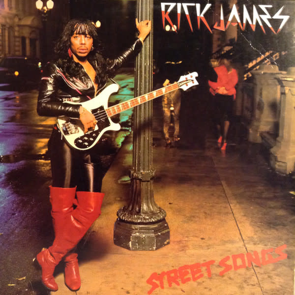 Rick James - Street Songs - Vinyl, LP, Album - 414424866