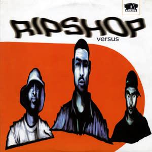 "Ripshop - Versus / Crabfakers / Transmitt - Vinyl, 12"", 33 ⅓ RPM - 384387642"