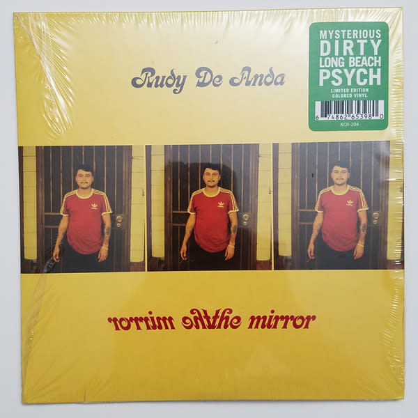 "Rudy De Anda - The Mirror - Vinyl, 7"", 45 RPM, Single, Limited Edition, Stereo, Green - 357247347"