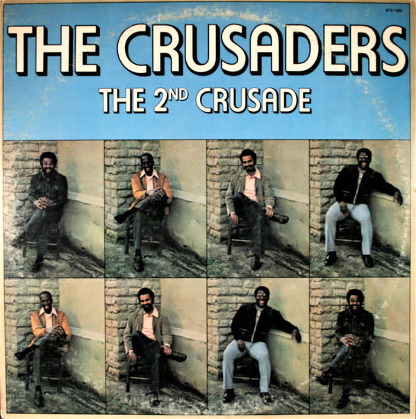 The Crusaders - The 2nd Crusade - 2xVinyl, LP, Album, Terre Haute Pressing - 457428583