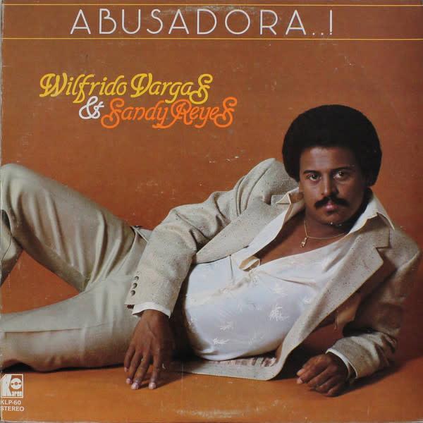 Wilfrido Vargas, Sandy Reyes - Abusadora..! - Vinyl, LP, Album, Picture Labels, Small Ring Press - 416418583