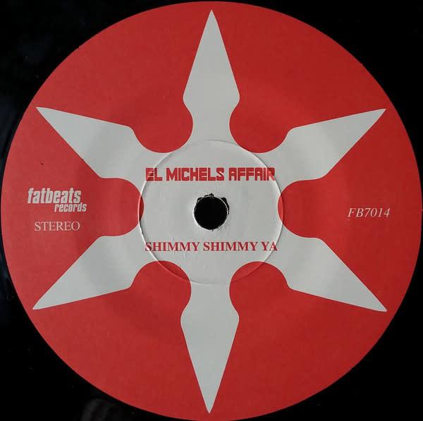 """El Michels Affair - Shimmy Shimmy Ya - Vinyl, 7"""", 45 RPM - 417776669"""