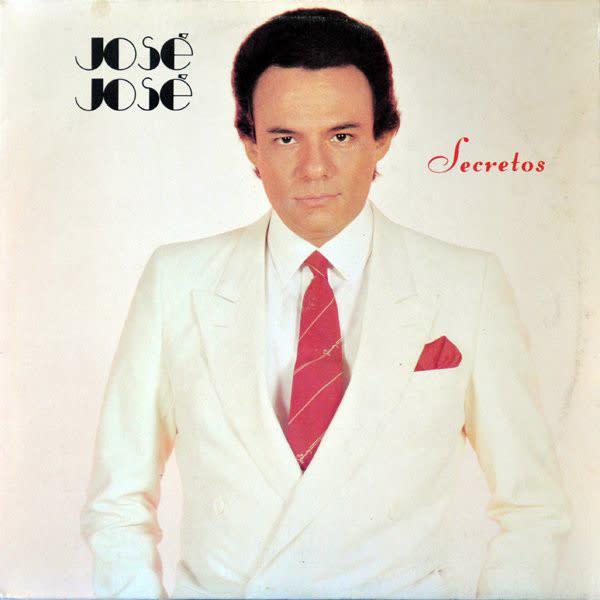 José José - Secretos - Vinyl, LP, Album - 434072232