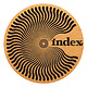 vinyl index. - Wavy - Cork Mat