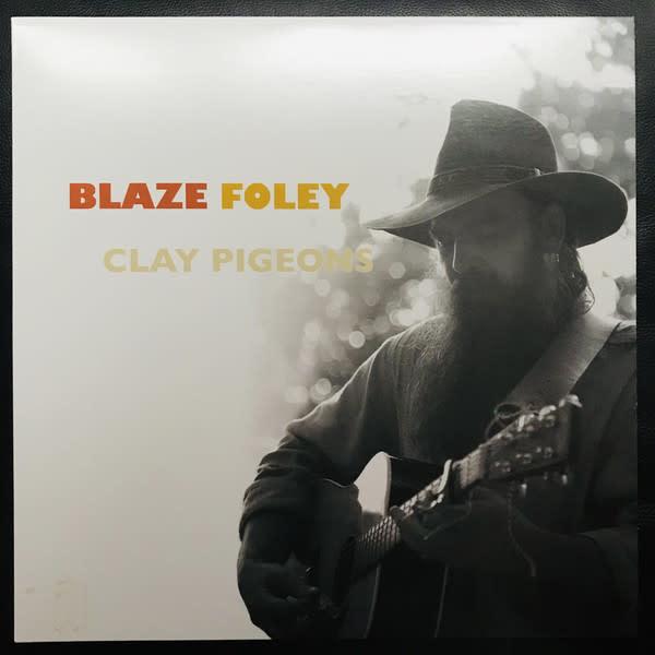 Blaze Foley - Clay Pigeons - Vinyl, LP, Compilation, Reissue - 582244743
