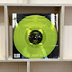 """Latrell James - Under - Vinyl, 12"""", EP, Limited Edition, Numbered, Neon Yellow"""
