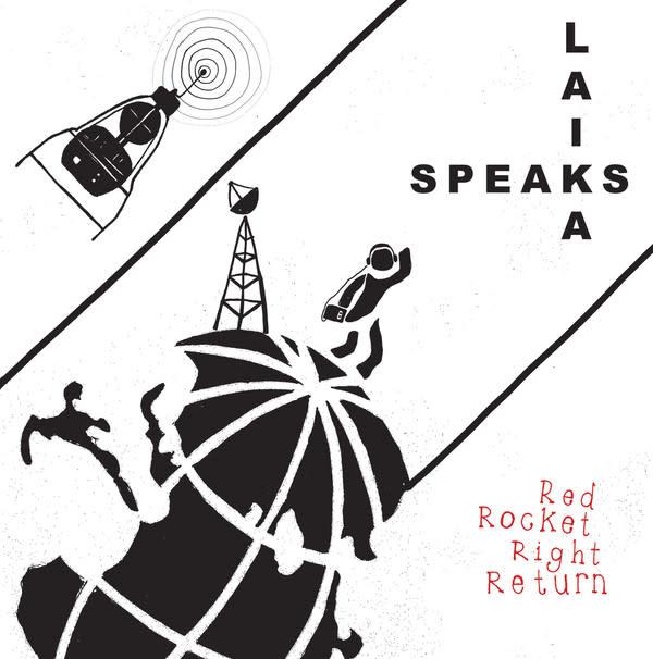 LAIKA SPEAKS - Red Rocket Right Return - Vinyl, LP, Stereo - 502586986
