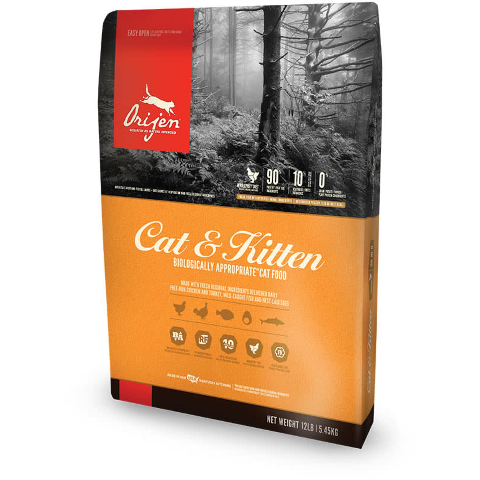 Orijen Orijen Cat & Kitten Food