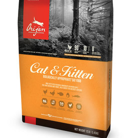 Orijen Orjien Cat & Kitten Food