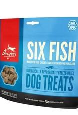 Orijen Orijen 6 Fish Dog Treat 3.25oz