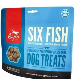 Orijen Orijen 6 Fish Dog Treat 3.25oz