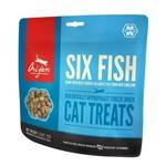 Orijen Orijen 6 Fish Cat Treat 1.25oz