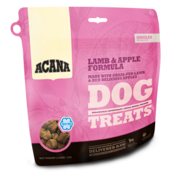 Acana Acana Singles Lamb & Apple Dog Treat 3.25oz