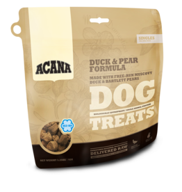 Acana Acana Singles Duck & Pear Dog Treat 3.25oz