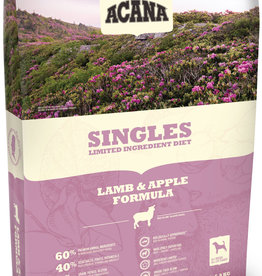 Acana Acana Lamb & Apple Singles  Dog Food