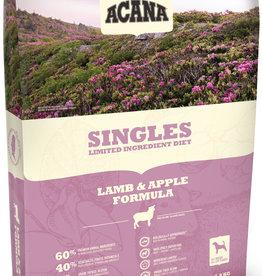 Acana Acana Lamb & Apple Singles  Dog Food