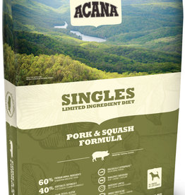 Acana Acana Singles Pork & Squash Dog Food