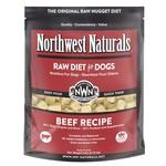 Northwest Naturals Northwest Naturals Frozen Raw Nuggets Beef Dog Food 6lb
