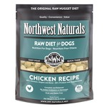 Northwest Naturals Northwest Naturals Frozen Raw Nuggets Chicken Dog Food 6lb