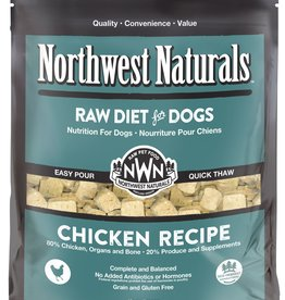 Northwest Naturals Northwest Naturals Frozen Raw Nuggets Chicken Dog Food 6lb