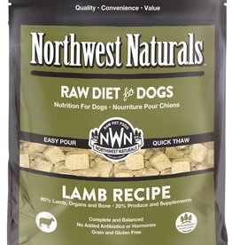 Northwest Naturals Northwest Naturals Frozen Raw Nuggets Lamb Dog Food 6lb